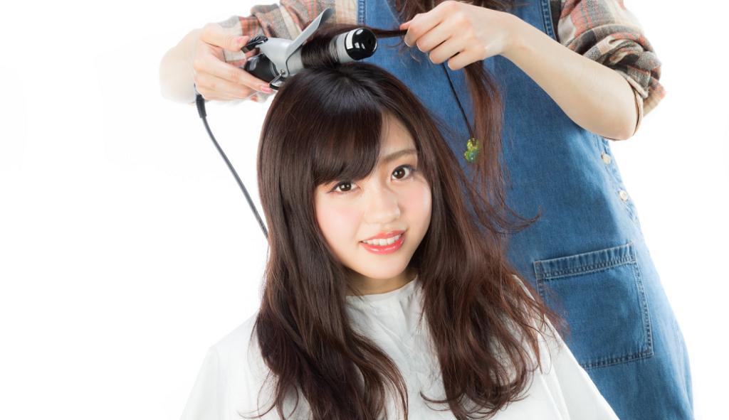 雰囲気美人-髪型