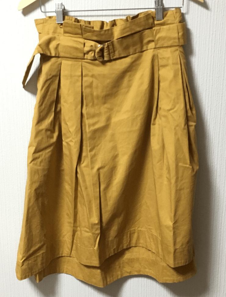エアークローゼット-食事デート-フレアスカート